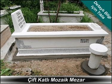 Çift Katlı Hazır Mezar