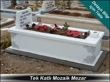 Tek Katlı Hazır Mezar