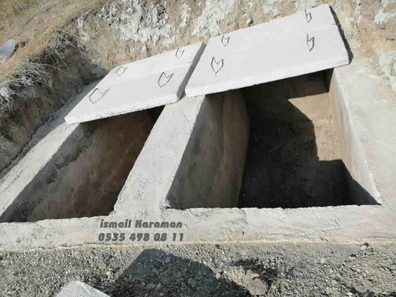 Ankara Hazir Kabir Yapımı – Çiftli Kabir Yapımı – Hazır Kabir Ankara